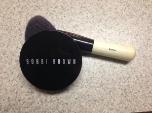 Bobbi Brown Bronzing Powder & Bronzing Brush